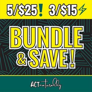 BUNDLE DEALS! 5/$25❗️3/$15 ⚡️